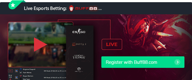 buff88 live esports betting