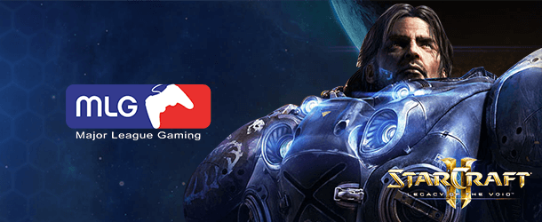 starcraft II major league gaming