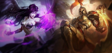 League of Legends Leaked New Hero and Champions Rework