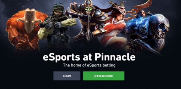 Pinnacle Esports Betting
